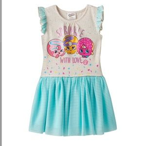 💓Buy 3 Get 1💓Shopkins Girls Size 6 Donut Dress